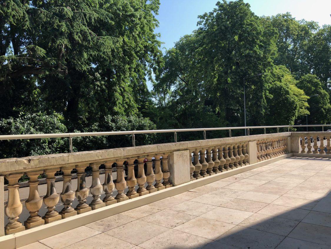 Terrasse de Central Parc Tours